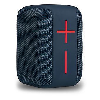 Bärbara Bluetooth-högtalare NGS Berg- och dalbana 1200 mAh 10W Blå