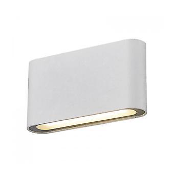 Lámpara De Pared Moderna Ricky Sand White