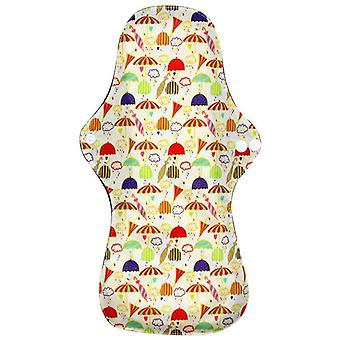 Kobiety wielokrotnego noszenia miesiączkalne Wodoodporne Pul Higieniczne Ręcznik Panty Liner Podkładki na serwetki