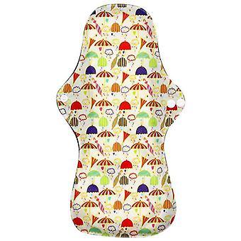 Women Reusable Menstrual Waterproof Pul Hygienic Towel Panty Liner Napkin Pads