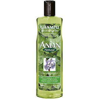 Anian Natural Revital Shampoo 400 Ml