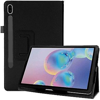 Flip & Stand Smart Cover Fodral Samsung Galaxy Tab S7 T870/T875 Svart