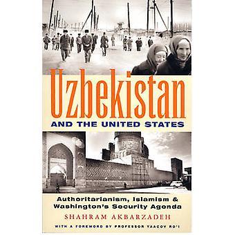 أوزبكستان والولايات المتحدة من قبل شهرم أكبرزاده