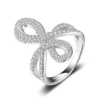 Propuesta de anillo de compromiso de boda reemplazo de halo nupcial