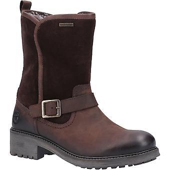 コッツウォルド女性ランドウィックふくらはぎ丈のブーツ様々な色30994