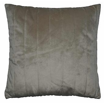 pillow 45 x 45 cm Textile Taupe