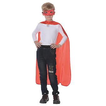 Kit super héro rouge enfant