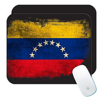 Mousepad regalo: Venezuela in difficoltà