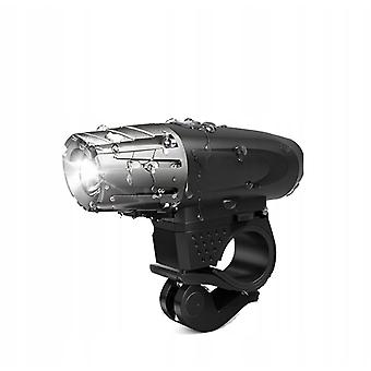 Bicycle Light Usb Rechargeable Cycling Light Black