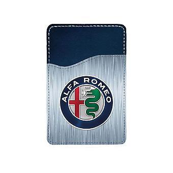 Alfa Romeo 2015 Logo Universal Mobiilikortin haltija