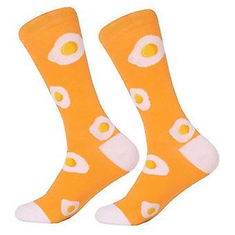 Men Socks Cotton Funny Crew Socks 10 Packs