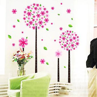 Regenboghorn Blossom Tree Wall Decal Sticker ID614