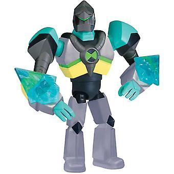 Diamondhead Armor (Ben 10) Action Figure