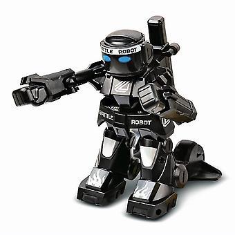 2.4G rc intelligent robot somatosensorisk fjernkontroll boksing robot dobbel konkurransedyktig kamp modell leketøy for barn gutt