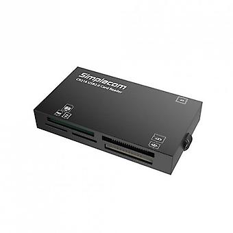 Simplecom Cr216 Usb 2 All In One Memory Card Reader