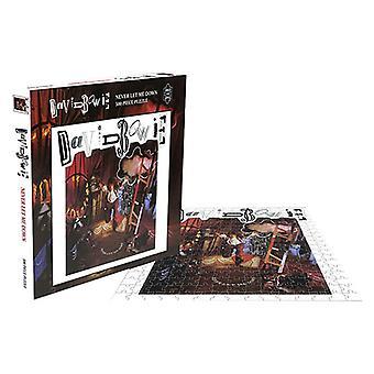 Acuario David Bowie Puzzle (500pcs)
