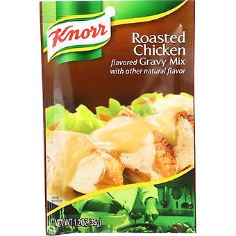 Knorr Mix Gravy Rstd Chkn, sag af 12 X 1,2 Oz