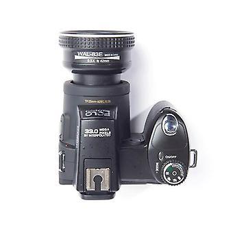 2021 كاميرا رقمية بولو d7100 33million بكسل التركيز التلقائي المهنية slr كاميرا فيديو 24x التكبير البصري مع ثلاث عدسة