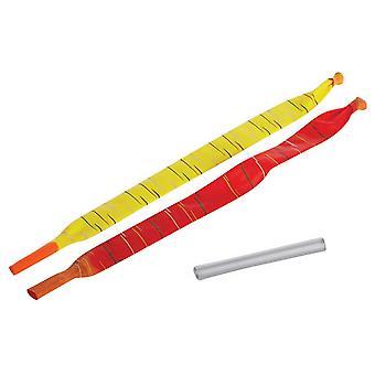 Packet of 2 Rocket Balloons - Cracker Filler Gift