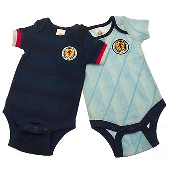 Skotlanti FA Vauvan body (Pakkaus 2)