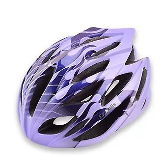 Vlam patroon geïntegreerde helm