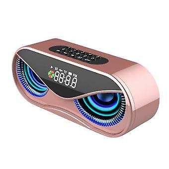 Usb Langaton Bluetooth-kaiutin Stereo Music Player