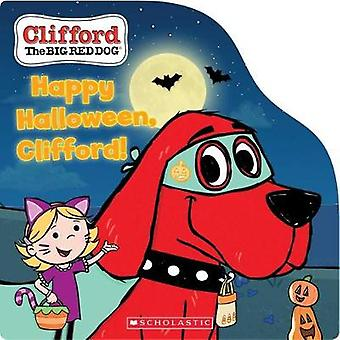 Happy Halloween Clifford!