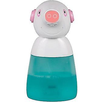 Автоматический инфракрасный дозатор мыла и дезинфицирующих средств (синий)
