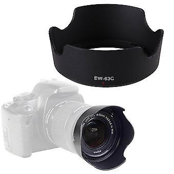 Abs Lens Hood Ew63c Pour Canon/ef-s 18-55mm F/3.5-5.6 Is Stm 58mm