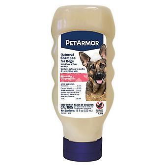 PetArmor Flea و Tick Shampoo للنقانق هاواي رائحة الزنجبيل - 18 أوقية