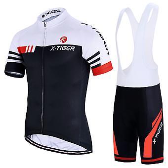 X-tiger Cykling Tredelt jakkesæt til herre