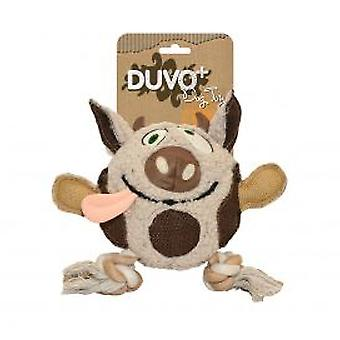 Duvo+ Dog Plush Toy Cow (Dogs , Toys & Sport , Stuffed Toys)
