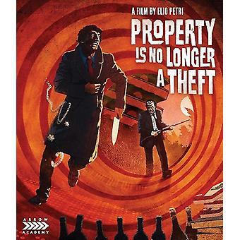プロパティは、もはや盗難 [ブルーレイ] 米国のインポートします。