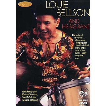 Louie Bellson & His Big Band [DVD] USA import