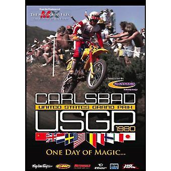 Carlsbad United States Grand Prix Usgp 1980 [DVD] USA import