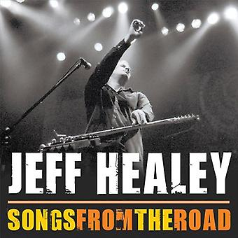 Jeff Healey - Songs From the Road [CD] USA import