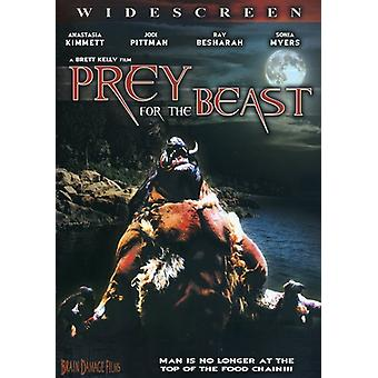 Prey for the Beast [DVD] USA import