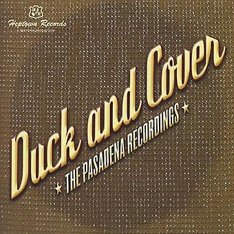 Duck & Cover - Pasadena Recordings [CD] USA import