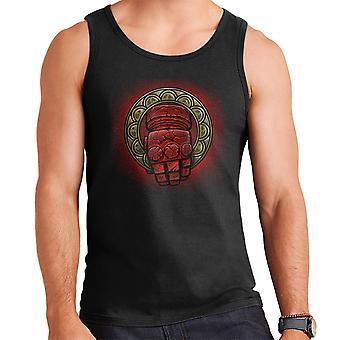 Doom Hand Of The King Hellboy Men's Vest