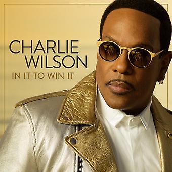 Charlie Wilson - en TI à l'importation USA Win It [CD]