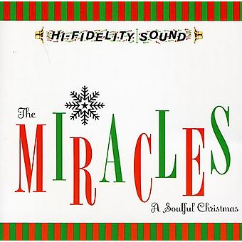 Milagres - Soulful Christmas [CD] EUA importar