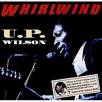 U.P. Wilson - Whirlwind-20th Anniversary Reissue with [CD] USA import