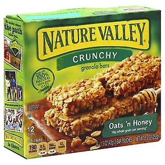 Nature Valley sprød havre 'N Honey Granola barer