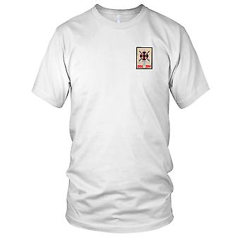 US Army - ODA-2091 Embroidered Patch - Mens T Shirt