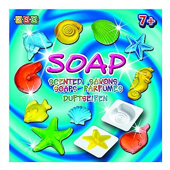 Sequin Art Scented Soap Making Kit