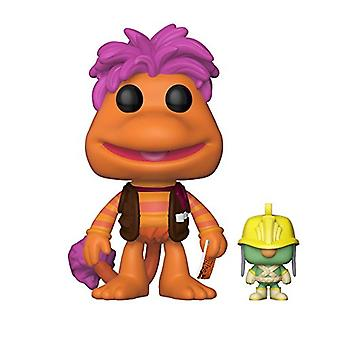 Funko POP Fraggle Rock Gobo With Doozer  Collectible Figure