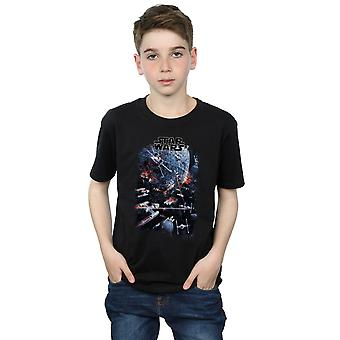 Star Wars Boys Universe Battle T-Shirt