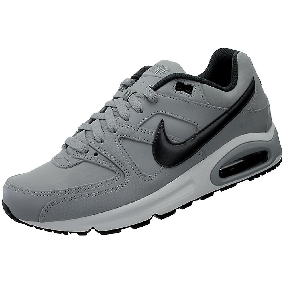 Nike Men Sneakers Air Max Command Leather in grey 749760012