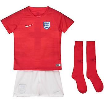 2018-2019 England Away Nike Baby Kit