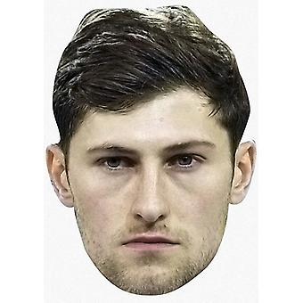 Ben Davies masker (Wales)
